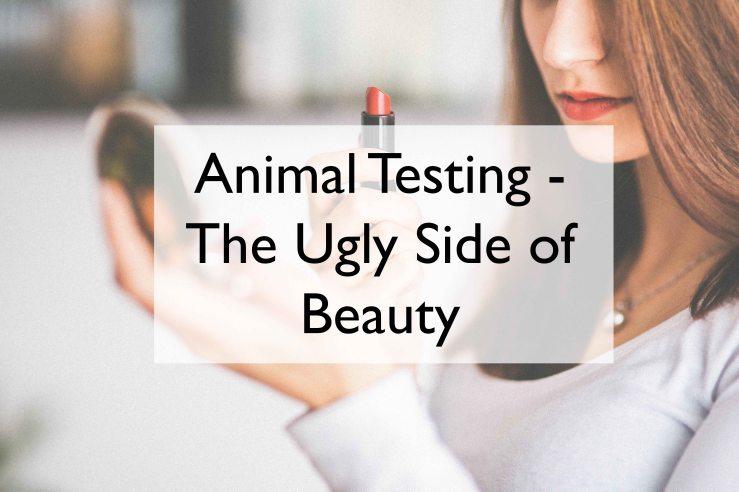 Animal Testing Ugly Side of Beauty
